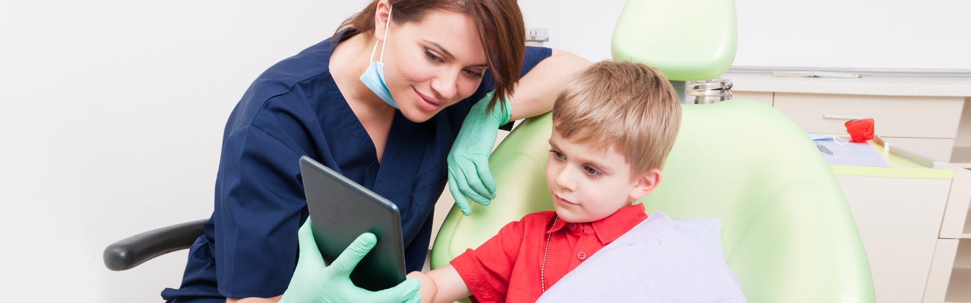 Dental Tips for School-age Children
